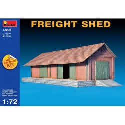 FREIGHT SHED 1/72