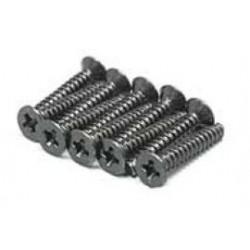 TP flat head screw m3x18mm
