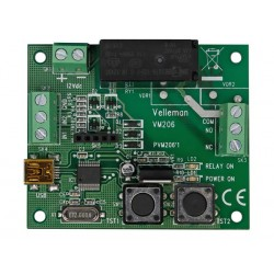 timer module USB interface