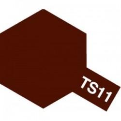 Acryl spuitbus plastics maroon TS-11 100ml.
