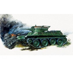 SOVIET BT-5 TANK 1/100