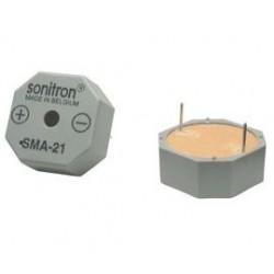 Piezo buzzer    sma21p17.5 1,5-24V