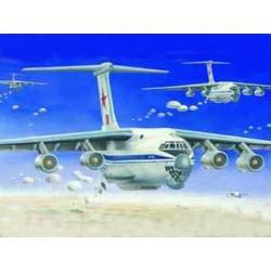 ILYUSHIN IL-76 TRANSPORT 1/144