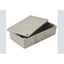 Alu kastje grijs 50x50x31mm