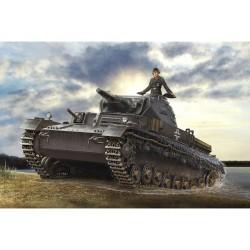 GERMAN PANZERKAMPFWAGEN IV AUSF D 1/35