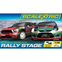 "Racebaan startset ""rally stage"" 6,50mtr 1/32 sport-serie"