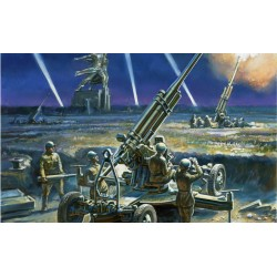 SOVIET 85-MM ANTI-AIRCRAFT GUN 1/72