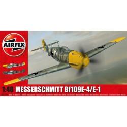 MESSERSCHMITT BF109E-4/E1 1/48