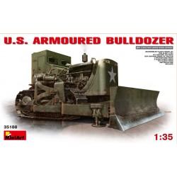 U.S. ARMOURED BULLDOZER 1/35