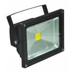 20W LED Buitenlamp zwart CW