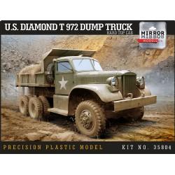 U.S. DIAMOND T972 DUMP TRUCK 1/35