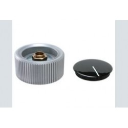 Spantangdeksel  36mm zwart