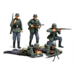GERMAN INFANTRY 1/35