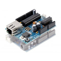 Arduino ethernet shield (kit)