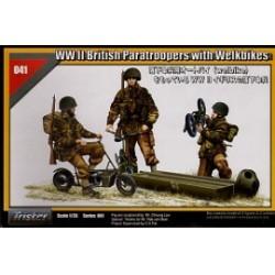 WWII BRITISH PARA w/WELBIKES 1/35
