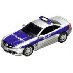 AMG mercedes SL63 polizei