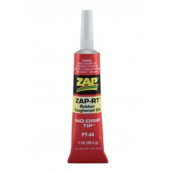 ZAPP tube RT CA 15 secondenlijm 28gr PT-44