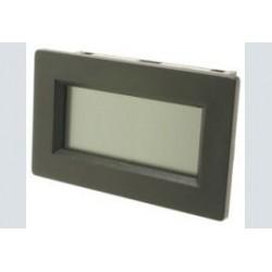paneelmeter 0-0,2V lcd 66x44mm