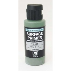 Acrylic surface primer nato green 60ml