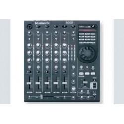 5kanaals prof. mixer/eq/beat
