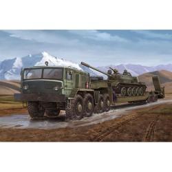 MAZ-537G intermediate type with MAZ/ChMZASP 5247G semi-trailer 1/35