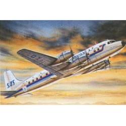 DOUGLAS DC-6 SUPER CLOUDMASTER 1/72 L-49CM
