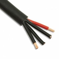 Stage speaker kabel 4x2.5'
