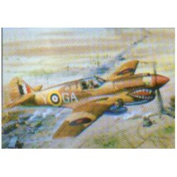 CURTIS KITTYHAWK  1:72