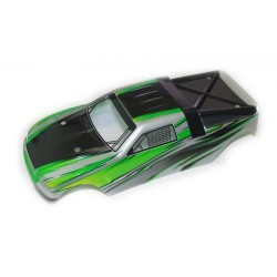 1/12 Street racer body (PAINTED GREEN)