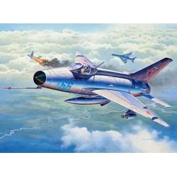 MIG-21 F-13 FISHBED C 1/72