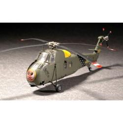 VOORGEBOUWDE UH-34 CHOCTAW 1/72