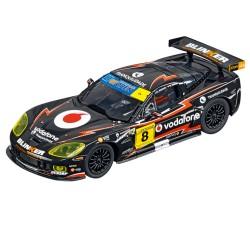 Digitale slotrace auto Corvette C6R nr.8 1/32