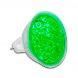 12v reflector ledlamp groen
