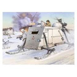 SOVIET NKL-26 ARM AEROSAN 1/35