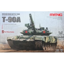 RUSSIAN MAIN BATTLE TANK T-90A 1/35