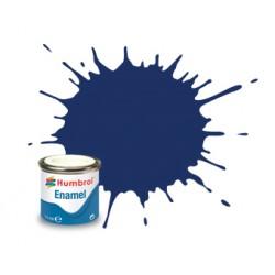 Humbrol Enamel 15 glans donkerblauw 14ml.