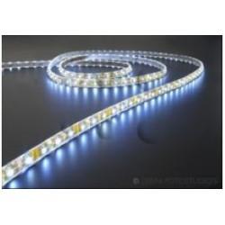 LEDstrip 45cm 30xled wit 9-12v