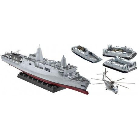 U.S.S. NEW YORK (LPD-21) 1/350 LIMITED EDITION