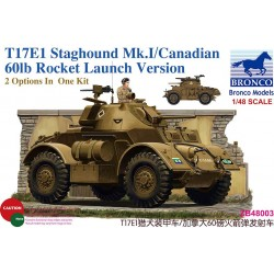 T17E1 STAGHOUND MK1 1/48