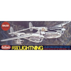 102cm P-38 Lightning