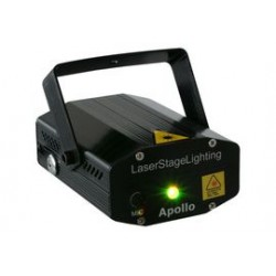 Apollo Multipoint R/G laser