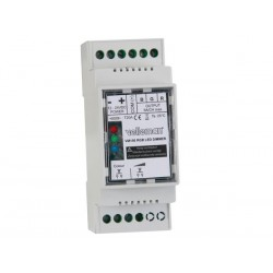 RGB Ledstrip DINrail controller