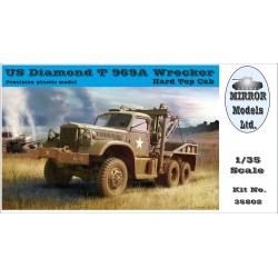 US DIAMOND T 969A WRECKER 1/35