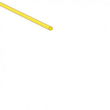 Krimpkous 1/16`` 1.6mm geel