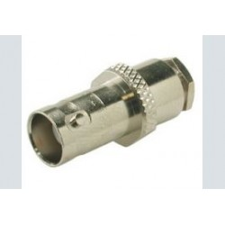 Bnc plug female 5mm