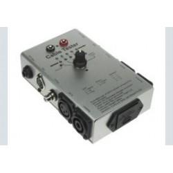 stage tester audio/DMX kbl