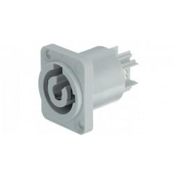powercon b grijs chassisdeel