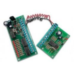 kit 2-draads 10kanaals afstandsbed