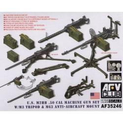 US M2HB .50 CAL.& M63 135