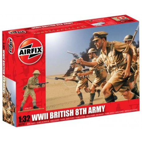 WW.2 BRITISH 8th ARM S2 1/32